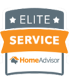 Sweetwater Pool Service Company certified as Elite Service provider by Home Advisor