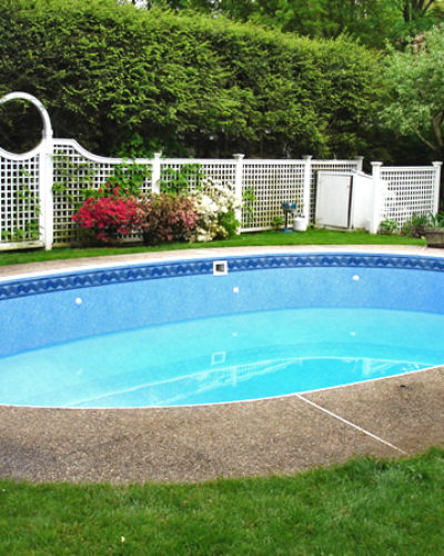 Oval Pool Liner