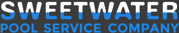 Sweetwater Pool Service Company Logo